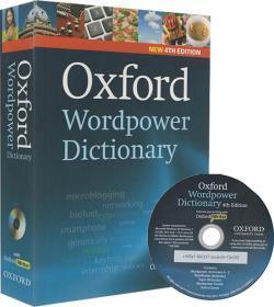 牛津英语词汇拓展词典 英文原版 Oxford Wordpower Dictionary 增加英语词汇