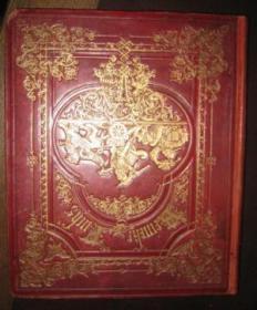 稀见!【包顺丰】Reineke Fuchs ,《列那狐故事》,Wolfgang von Goethe / 歌德(著),Wilhelm von Kaulbach(插图),1846年德国出版,精装,厚册,珍贵文学参考资料 !