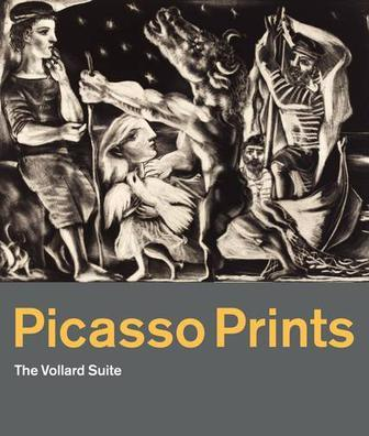 Picasso Prints:The Vollard Suite