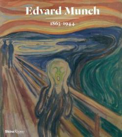 Edvard Munch爱德华 蒙克画集(英文)
