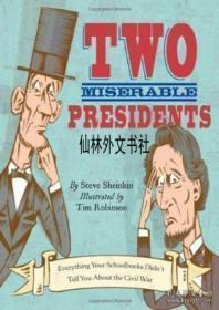 【包郵】2008年出版 Two Miserable Presidents