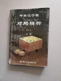专家让子棋对局精析(上册)
