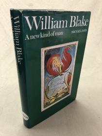 William Blake A New Kind of Man