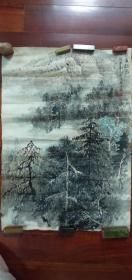 旅美画家杜之韦从艺五十年回国作品
