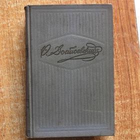 陀思妥也夫斯基全集1-10集   第一册书皮有点破了