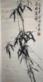 海派画家 张关林《清风高节》