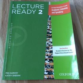 Lecture Ready Student Book 2, Second Edition (Lecture Ready Second Edition 2)