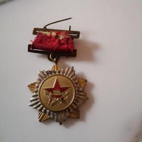全国人民慰问人民解放军代表团赠纪念章