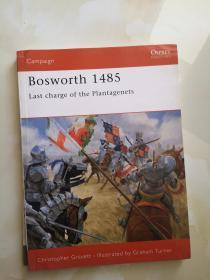 Bosworth 1485 --Last charge of the Plantagenets(博斯沃思1485年)