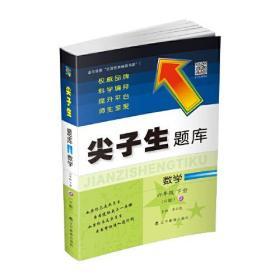 2020春尖子生题库系列--数学六年级下册(人教版)(R版)
