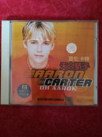 正版CD:亚伦.卡特、天之骄子