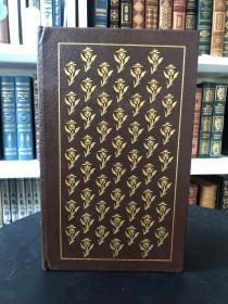 《THE POEMS OF ROBERT BROWNING  (罗伯特·勃朗宁诗集)》Easton Press 真皮精装收藏版