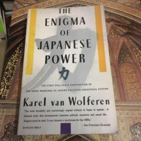 THE ENIGMA OFJAPANESE POWER(日本权力构造之谜)