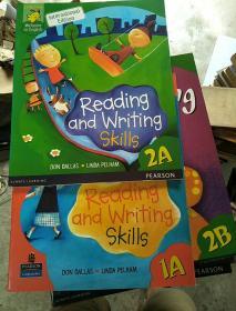 香港朗文小学英语教材 reading and writing skills读写练习 1A+2A