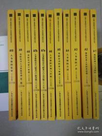 中国人身保险从业人员资格考试教材丛书 A1-A10
