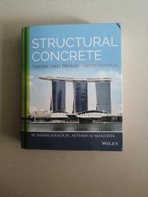 STRUCTURAL    CONCRETE(结构混凝土理论与设计   第六版)(英文原版)