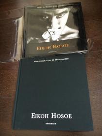 英文原版布面精装图录:EIKOH HOSOE.细江英公展