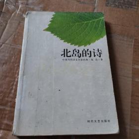 北岛的诗(中国当代诗文名家经典)