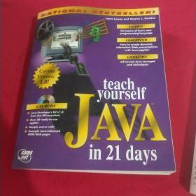 teachyourself JAVA (有光盘)