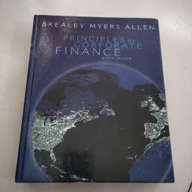 Principles of Corporate Finance   NINTH EDITION [公司财务原则  第九版]精装  有点 少量勾画