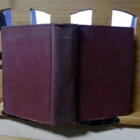 THE HOLY BIBLE CONTAINING THE OLD AND NEW TESTMENTS(英文原版)