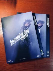 郑伊健2011演唱会DVD光盘