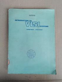 introduction to VLSI systems(P2552)