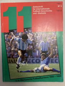 FIFA出版 奥运足球1900-1984资料