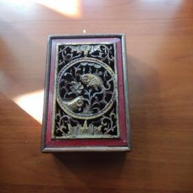 老红木盒子