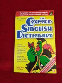 The Coxford Singlish Dictionary 32开