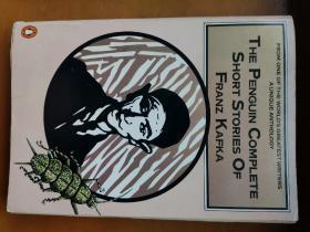 (此书仅限加购,不单卖)Penguin Complete Short Stories 企鹅卡夫卡短篇故事全集Franz Kafka