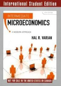 Intermediate Microeconomics:A Modern Approach