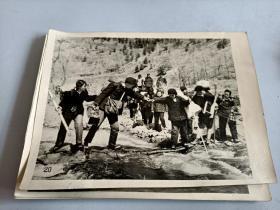 文革照片7张合售32开大小  比毛泽东选集大