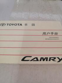 TOYOTA 丰田用户手册