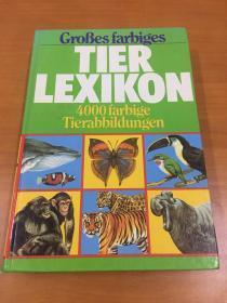 TIER LEXIKON  :4000garbage Tierabbildungen