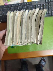 九年义务教育六年制小学教科书:语文1-12册全彩版