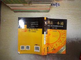 刑法一本通:中华人民共和国刑法总成(第十三版)