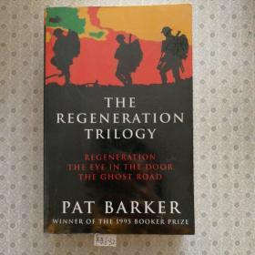 16开英文原版 The Regeneration Trilogy