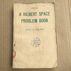 A hilbert space problem book(P3292)