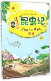 库存新书  昆虫记7:婚礼上的杀手-螳螂