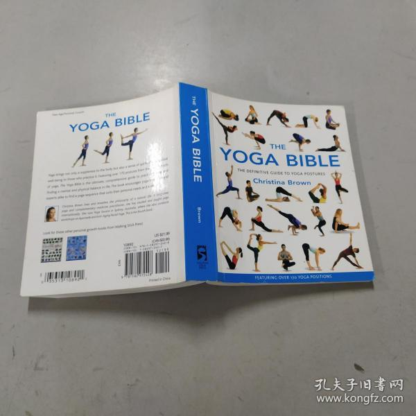 TheYogaBible:TheDefinitiveGuidetoYoga