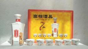 古井贡酒瓶。
