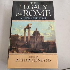 The Legacy of Rome:A New Appraisal【罗马的遗产:新的评价】精装 原版 扉页有名字