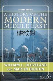 【包邮】2008年出版 A History Of The Modern Middle East