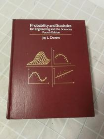 【英文原版】Probability And Statistics For Engineering And The Sciences (Fourth Edition) 工程与科学概率统计(第四版)【带】