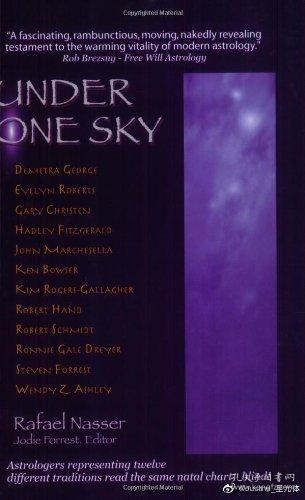 Under One Sky: Astrologers Representing Twelve Different Traditions Interpret the Same Natal Chart -- Blind!