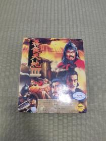 游戏光盘 PC正版 吞食天地3首发大盒版