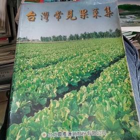 台湾常见果菜集
