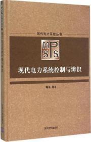 现代电力系统控制与辨识/现代电力系统丛书