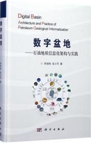数字盆地 石油地质信息化架构与实践